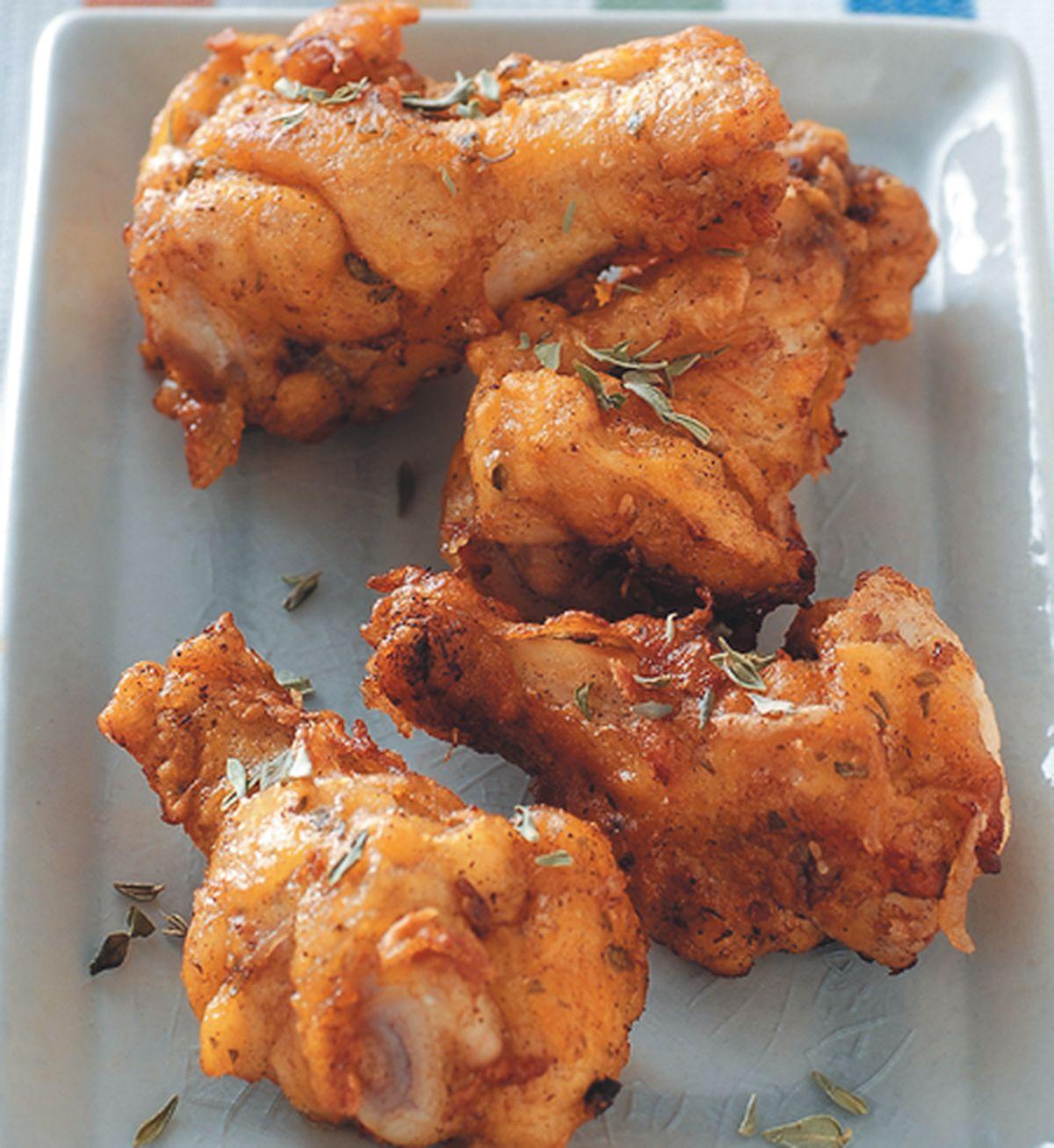 食譜:迷迭香草酥雞塊