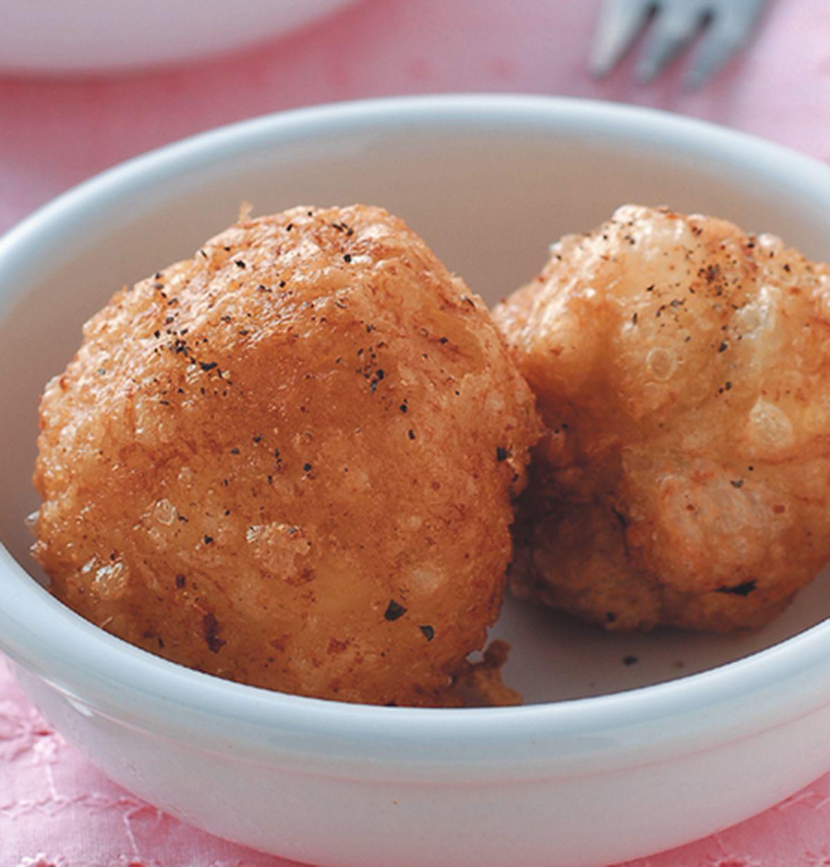 食譜:酥皮嫩雞球