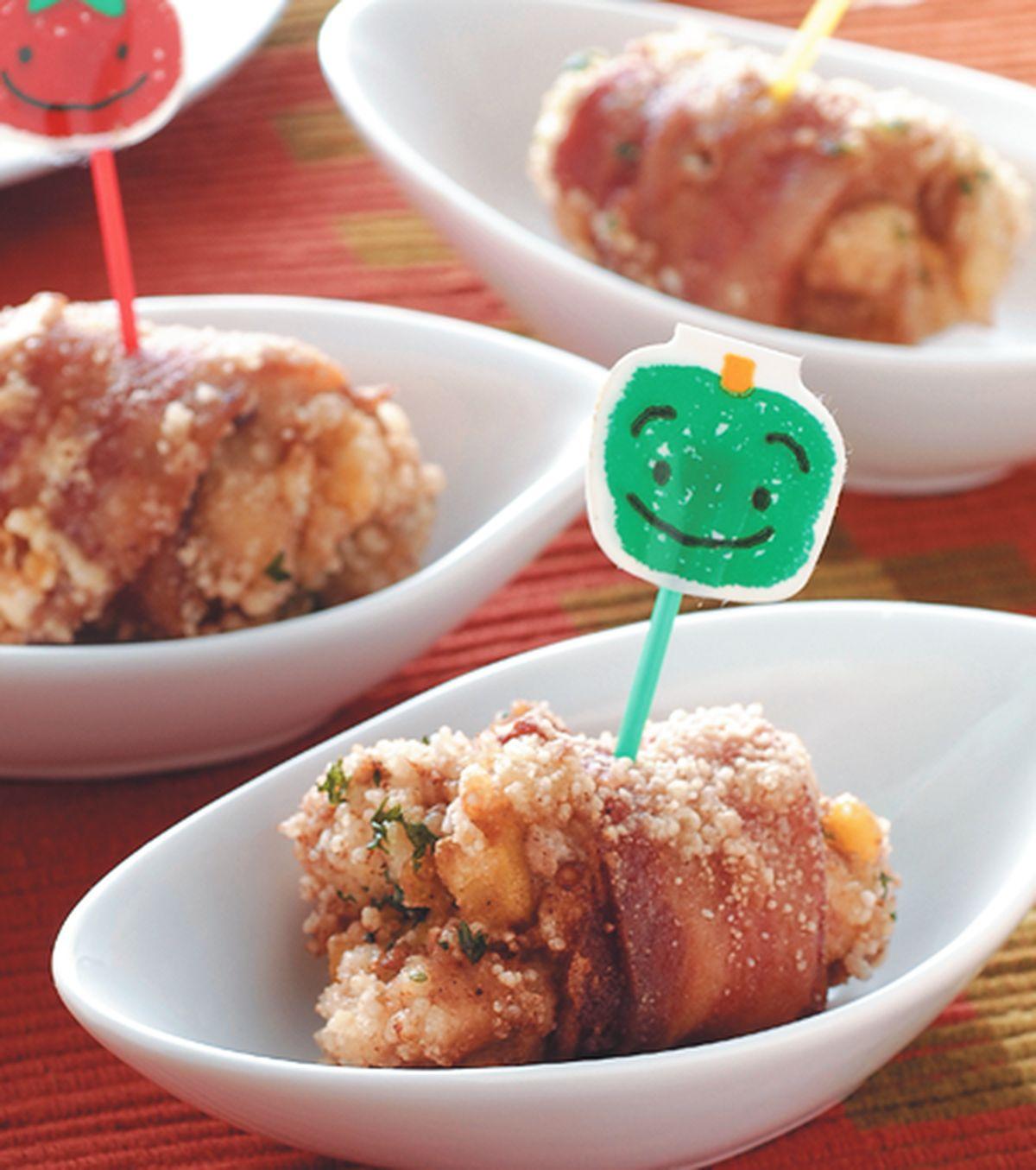 食譜:培根玉米炸雞塊