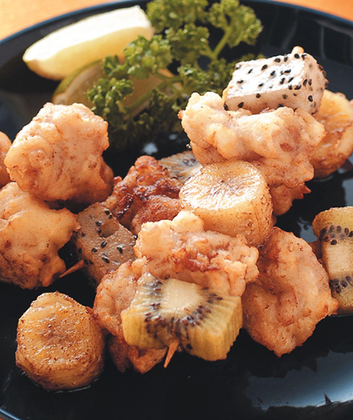 食譜:果香雞肉串