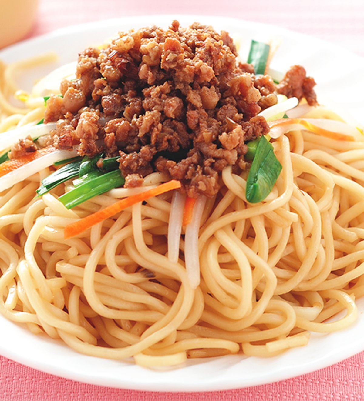 食譜:大麵炒