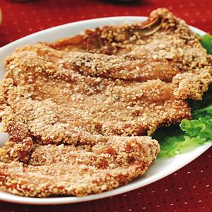 傳統炸雞排