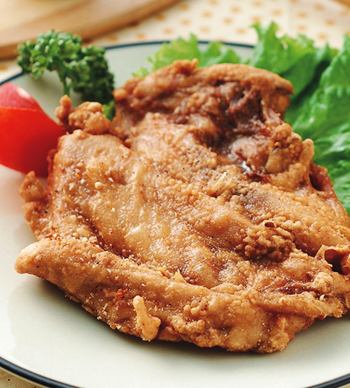 食譜:蝦醬雞排(1)