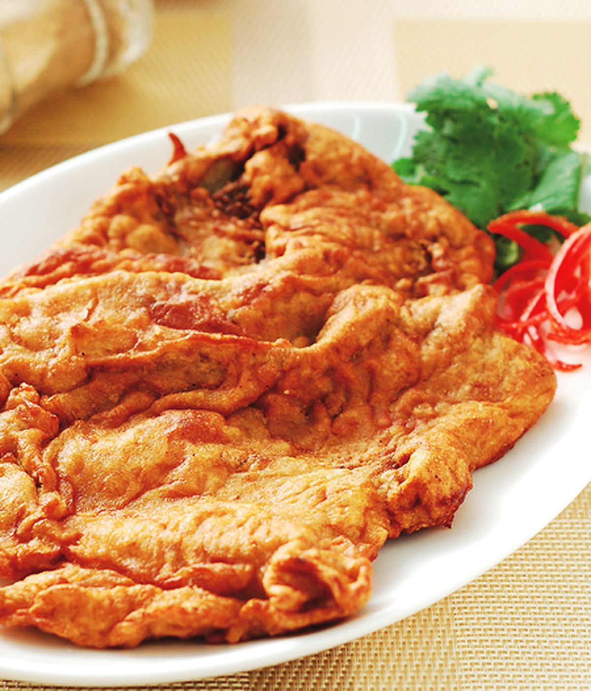 食譜:咖哩雞排(3)