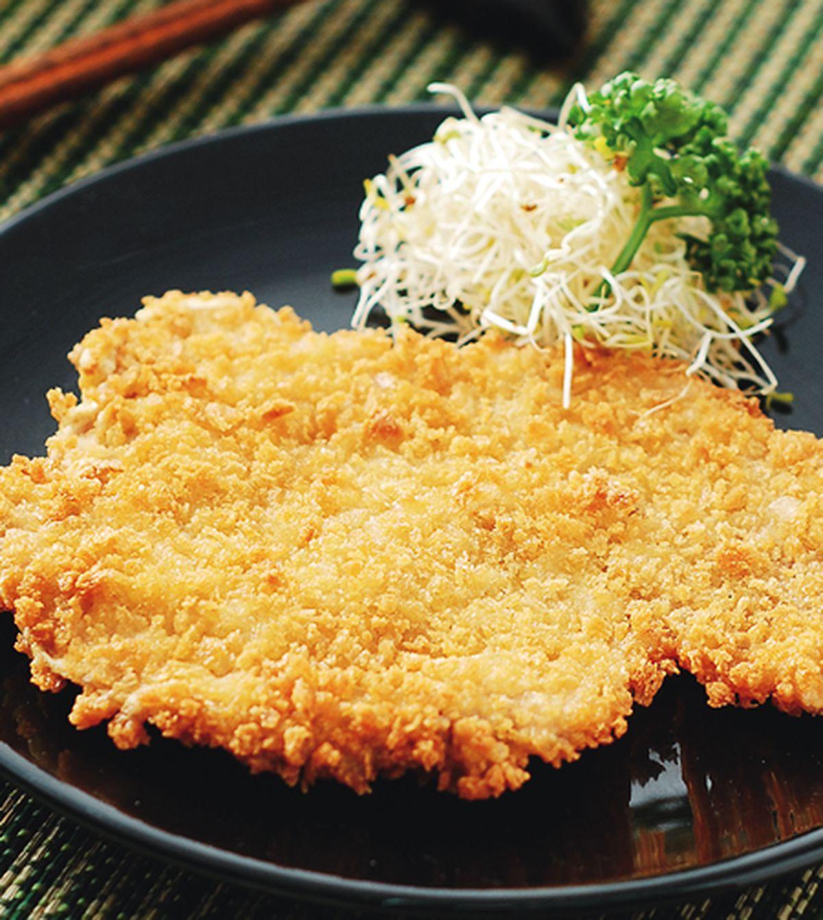食譜:日式炸豬排(8)