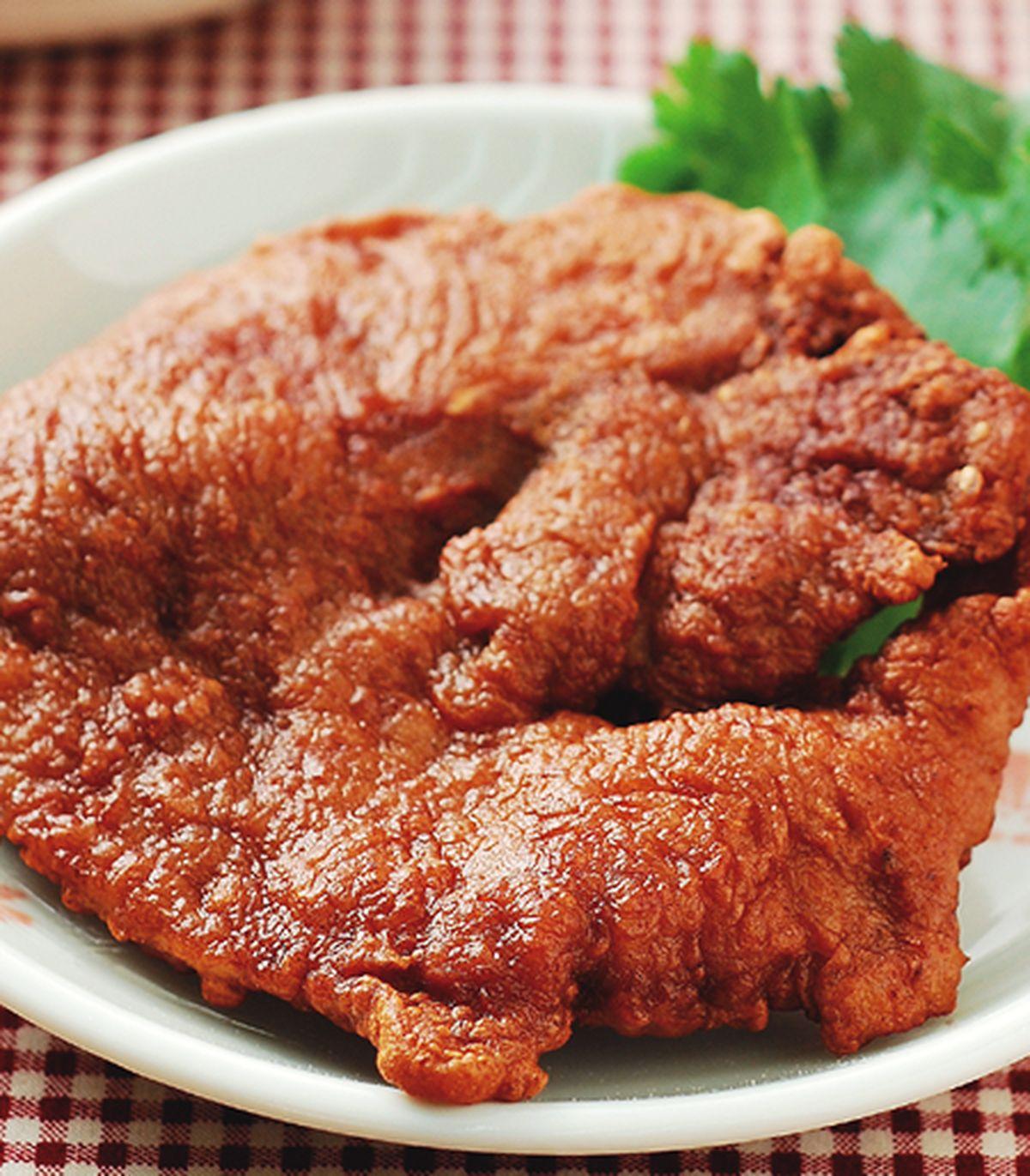 食譜:五香炸豬排