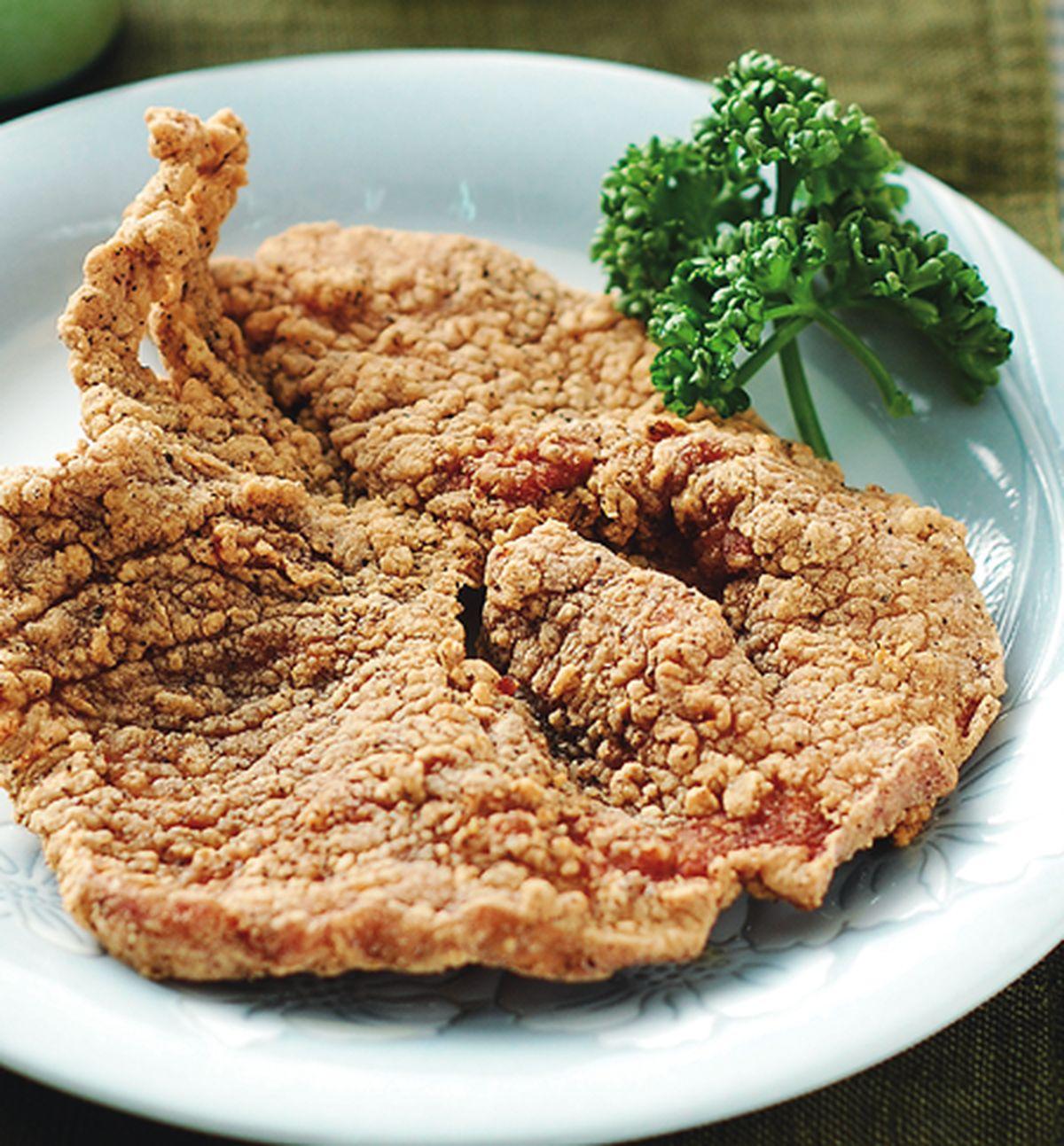食譜:黑胡椒豬排(1)