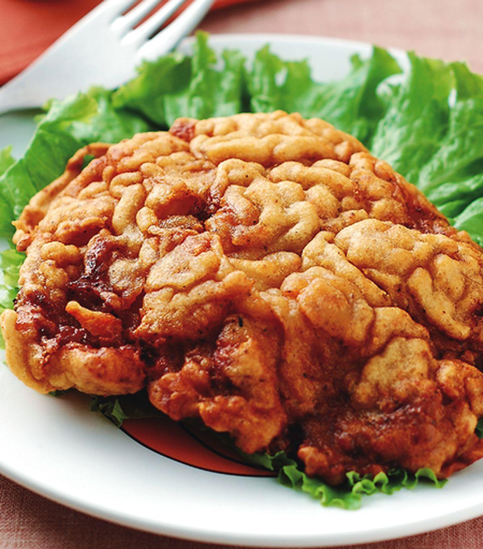 食譜:韓式炸豬排