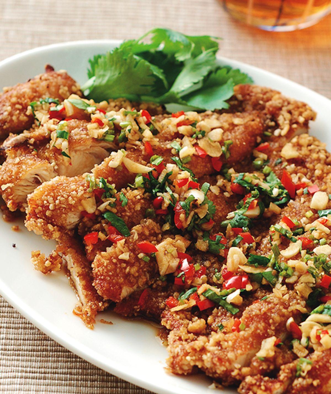 食譜:泰式椒麻雞