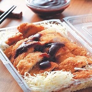 日式沙拉雞排