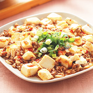 麻婆豆腐(20)