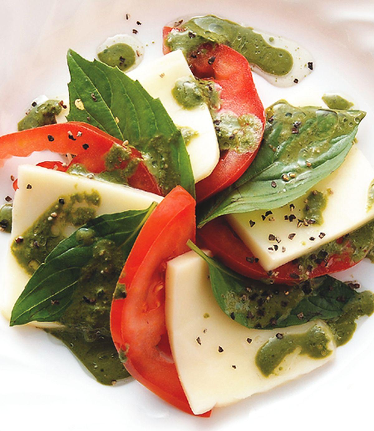 食譜:義式蕃茄起士青醬