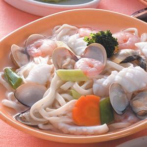 海鮮湯麵(1)