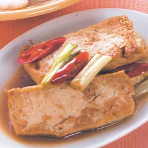 紅燒豆腐(1)