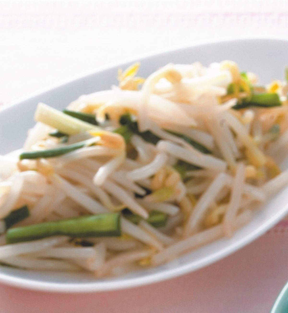 食譜:韭菜炒豆芽