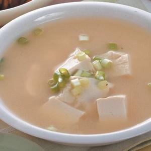 味噌豆腐湯