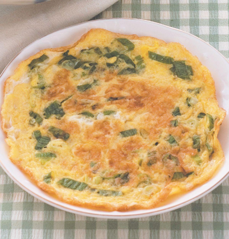 食譜:蔥花蛋(1)