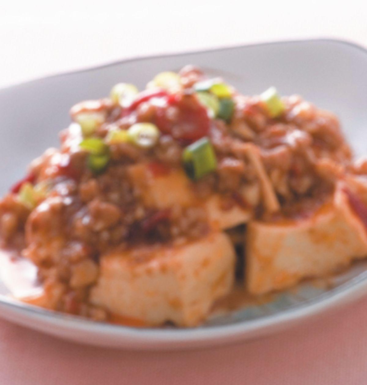 食譜:麻婆豆腐(22)