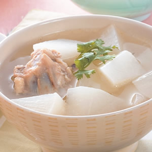 蘿蔔湯(1)