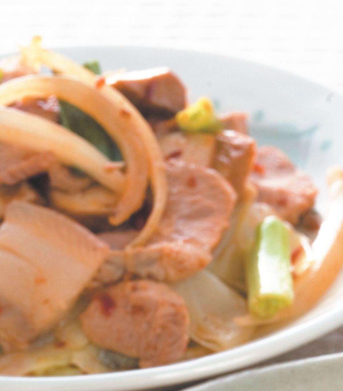 食譜:炒回鍋肉