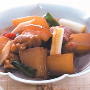 蘿蔔燒肉(1)