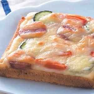 土司披薩(1)