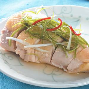 蔥油雞(7)
