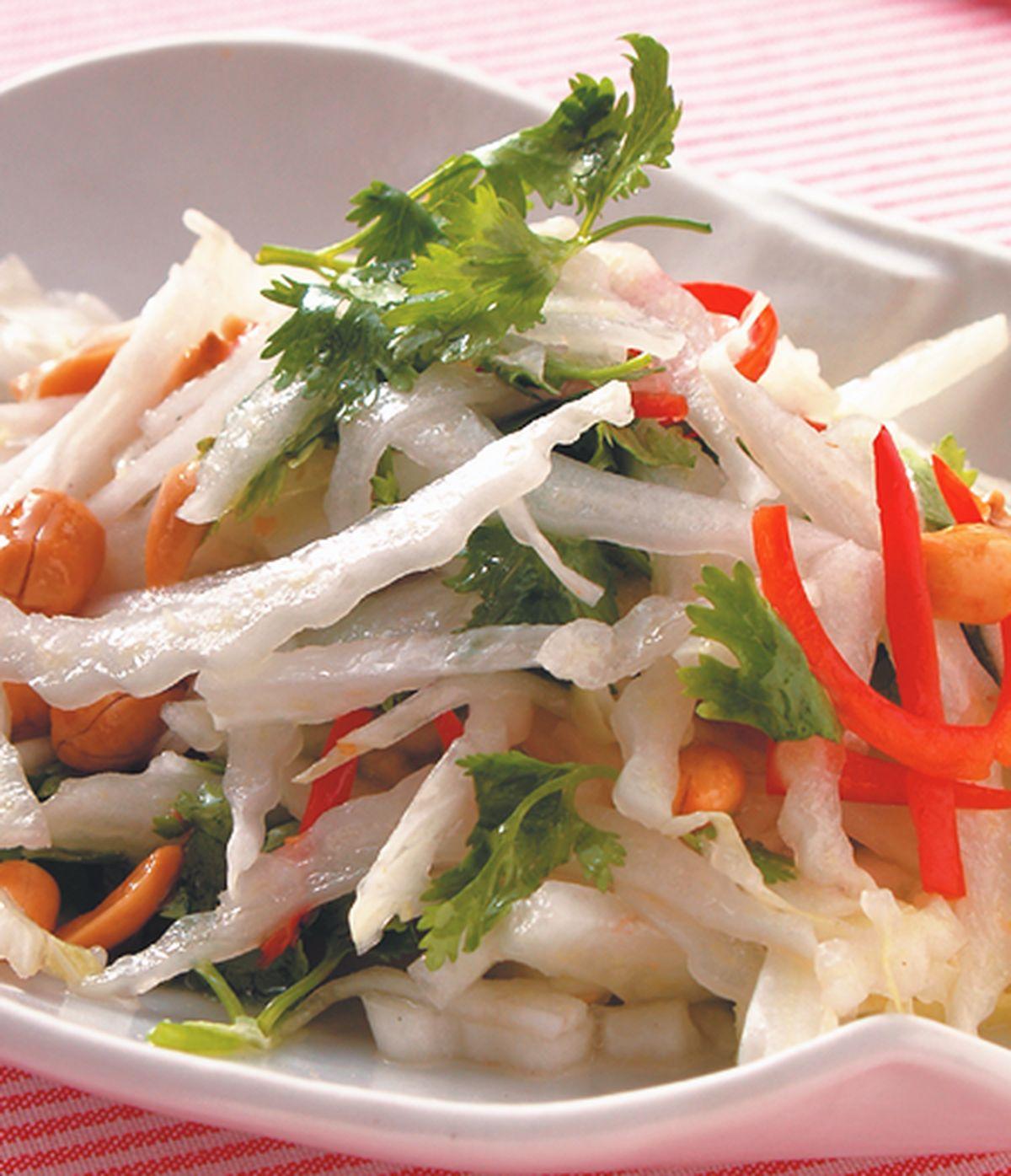 食譜:涼拌白菜心(1)