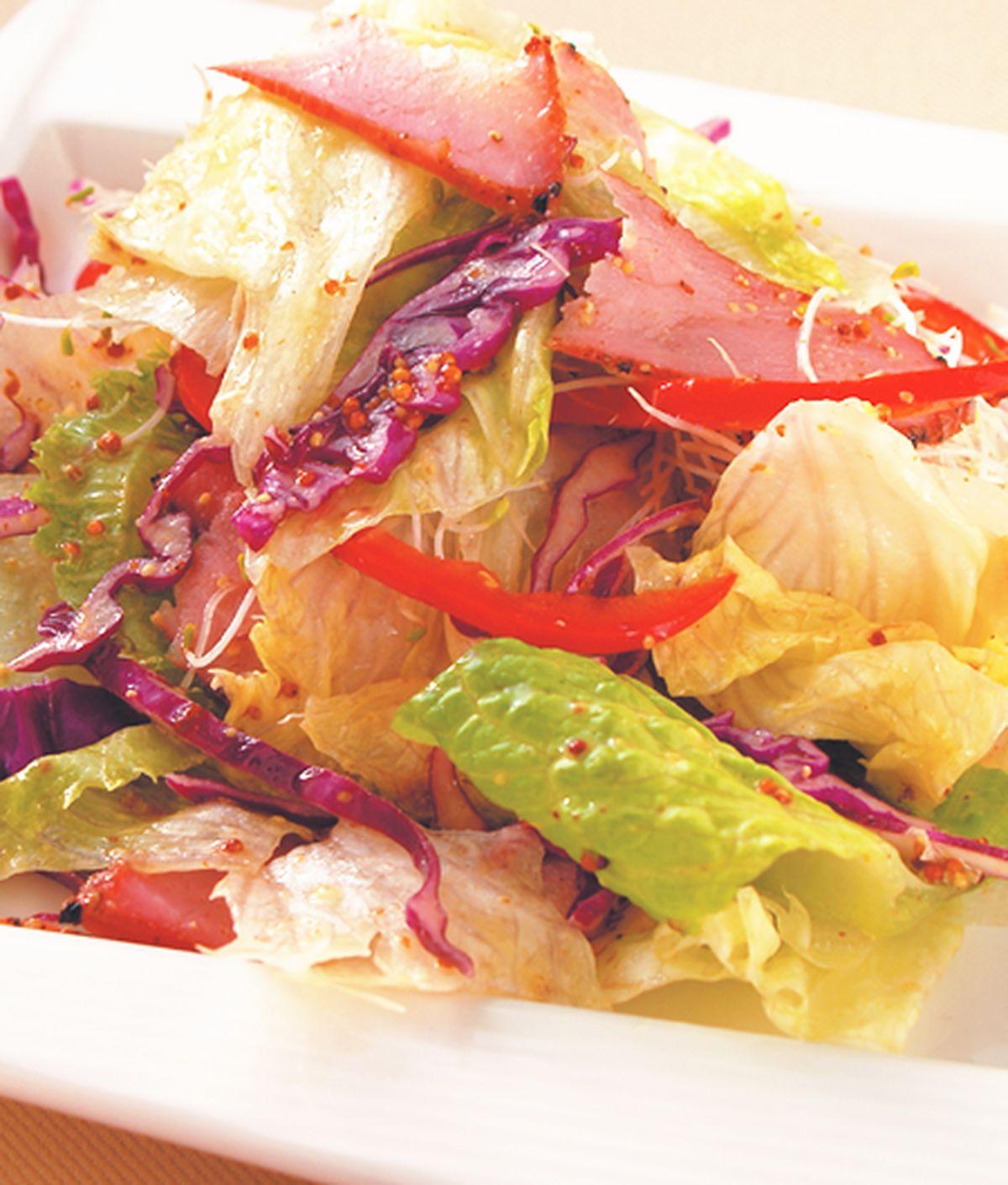 食譜:百匯拌時蔬