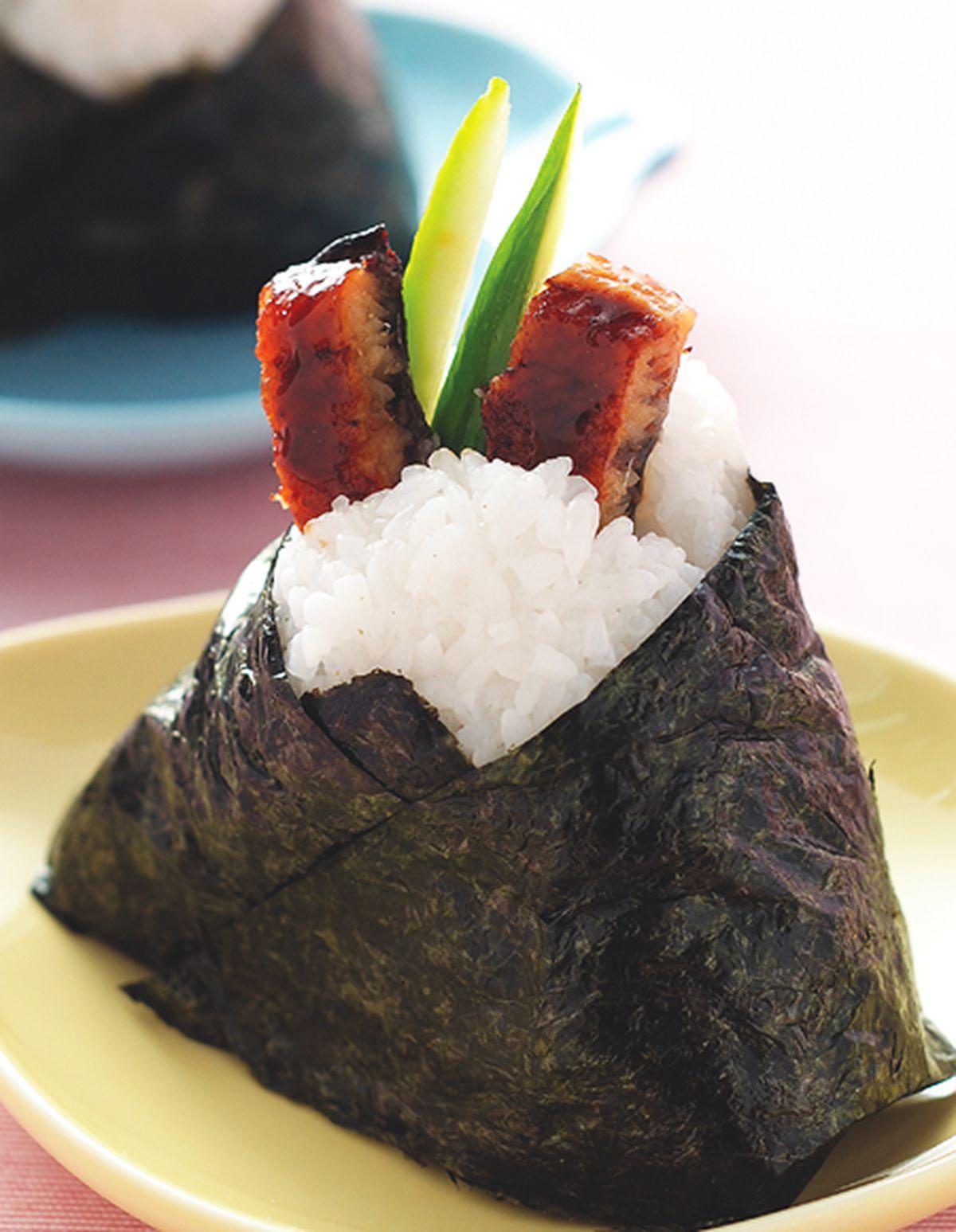 食譜:蒲燒鰻飯糰