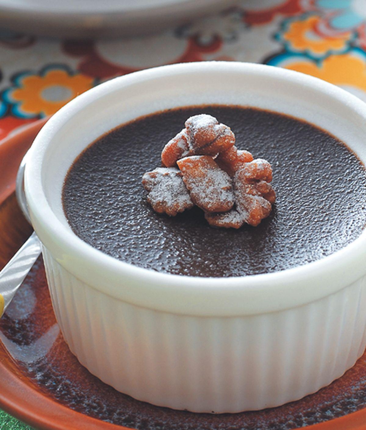 食譜:咖啡布丁(1)