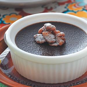 咖啡布丁(1)