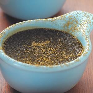 抹茶布丁(1)