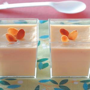 杏仁豆腐奶酪