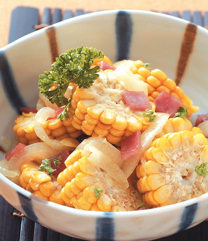 食譜:奶油玉米