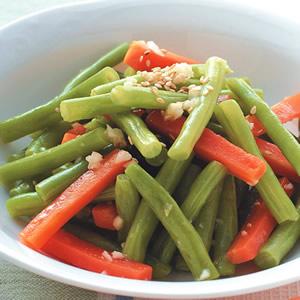 涼拌四季豆(2)