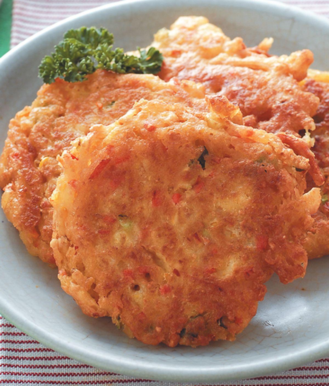 食譜:玉米煎餅(1)