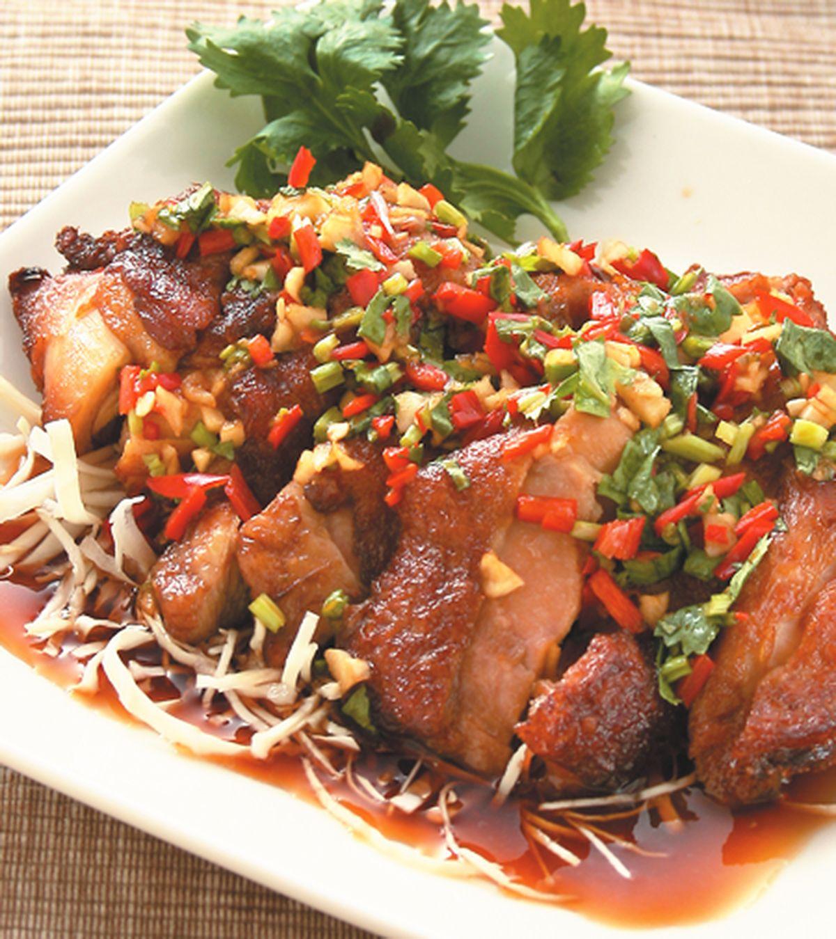 食譜:椒麻雞(1)