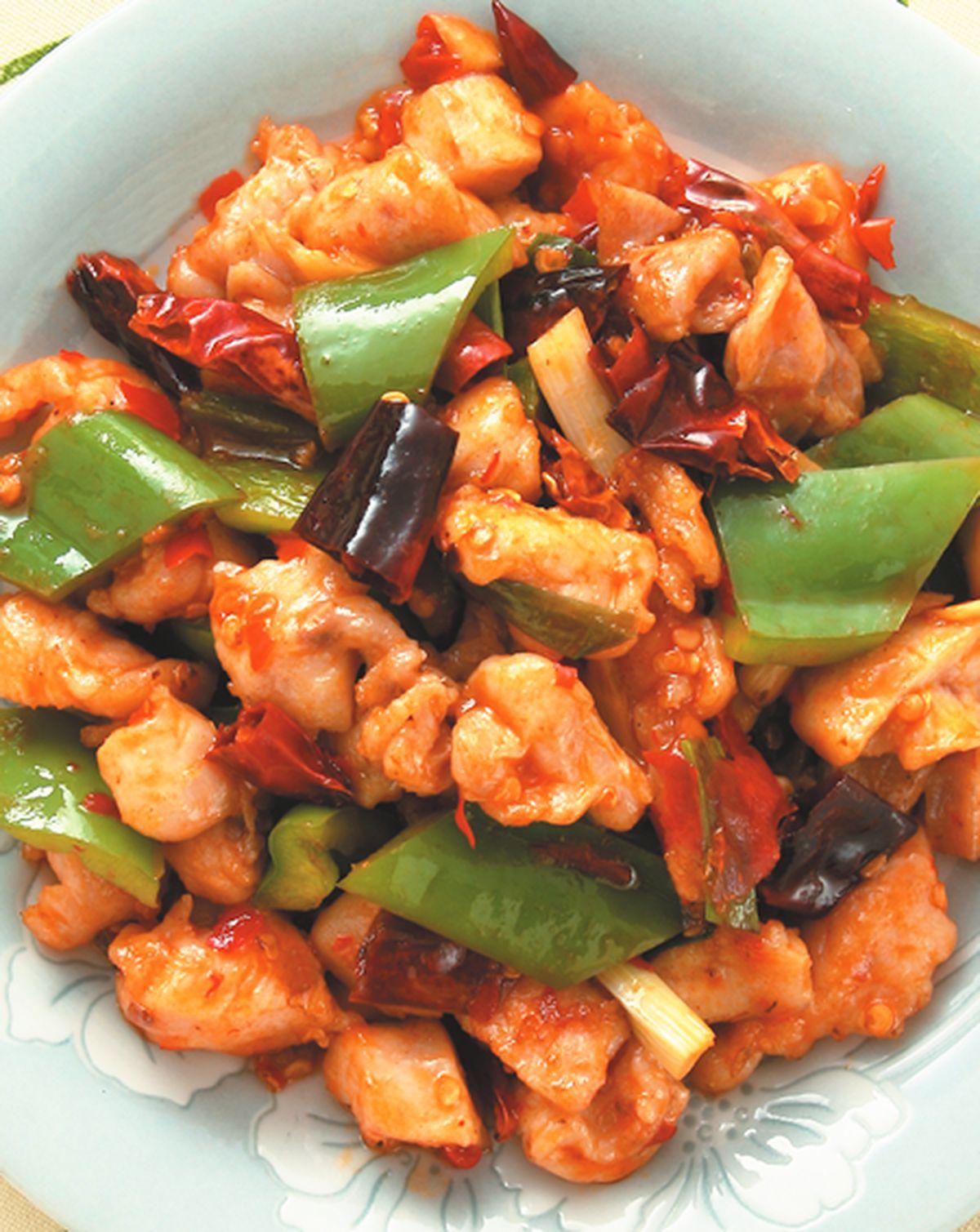 食譜:辣子雞丁(5)