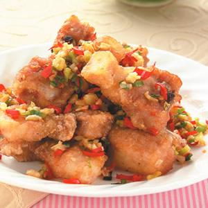 椒鹽排骨(2)