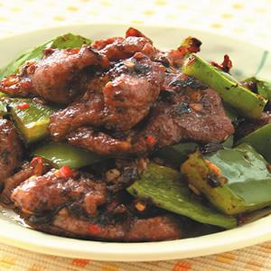 豉椒炒牛肉(1)