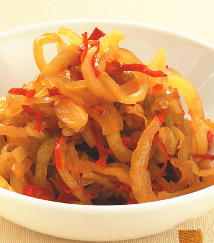 食譜:辣炒酸菜(1)