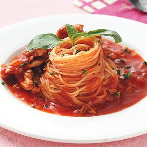 茄汁雞肉義大利麵