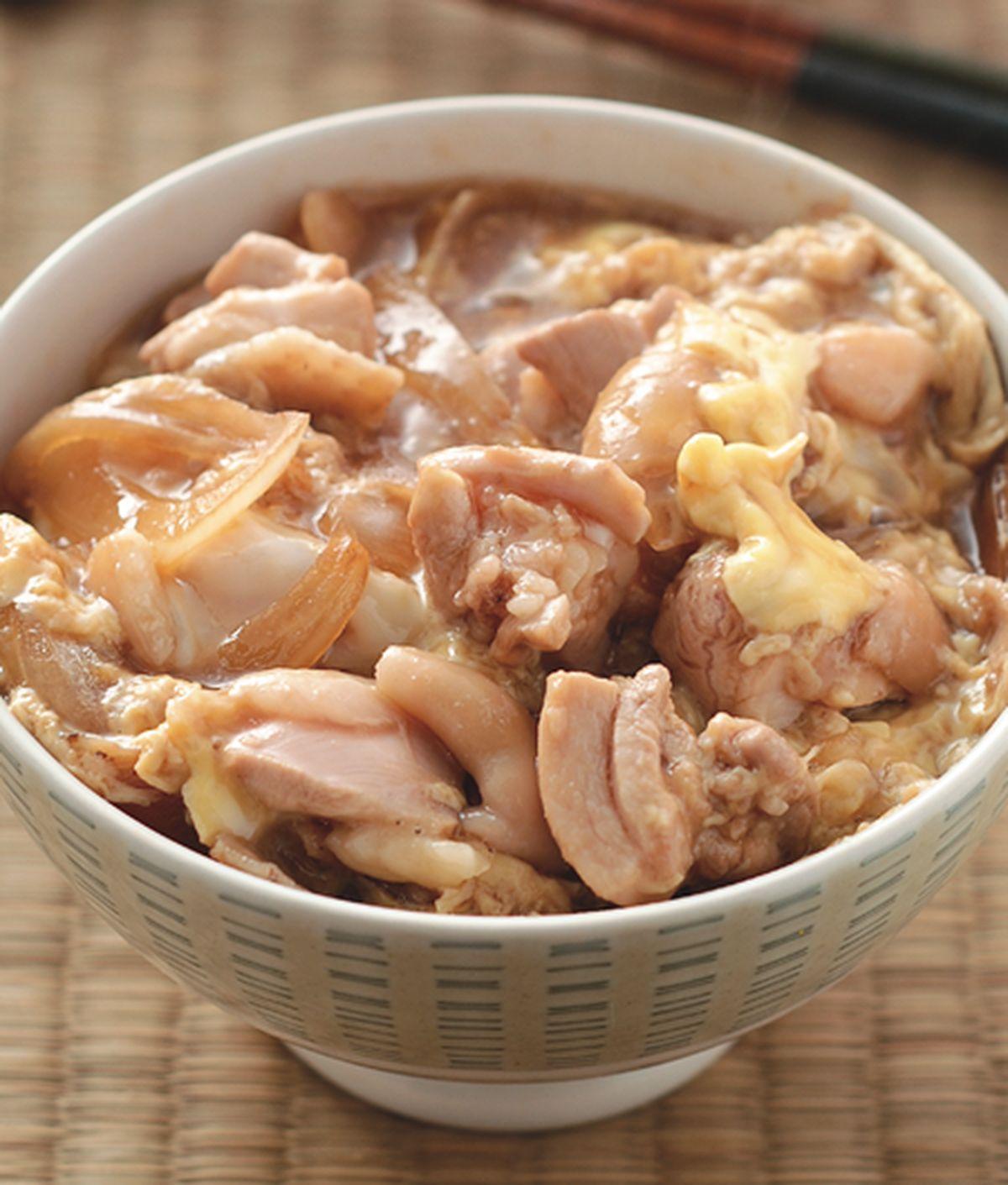 食譜:親子丼(4)