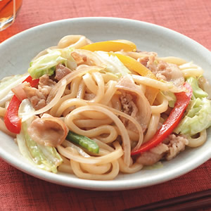 炒烏龍麵(1)