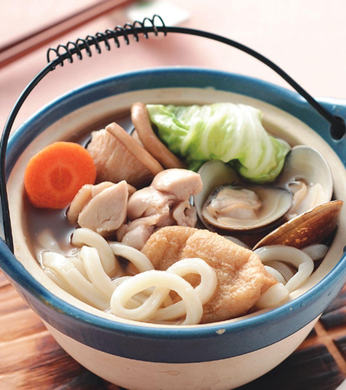 食譜:鍋燒烏龍麵(1)
