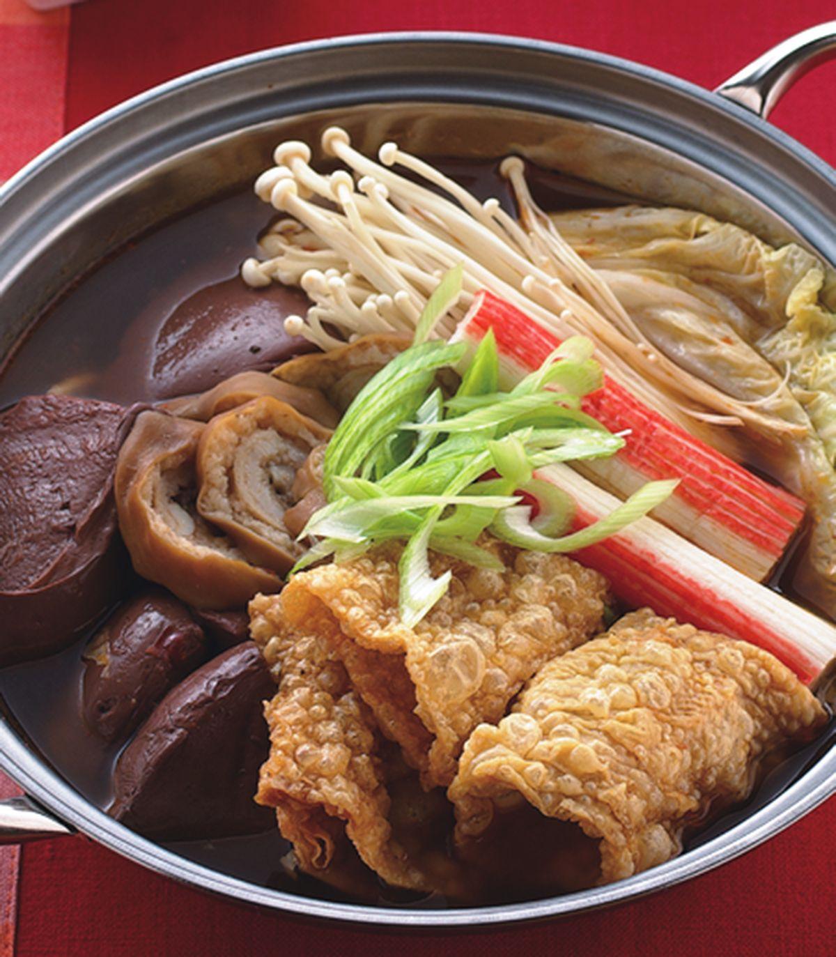 食譜:麻辣鍋
