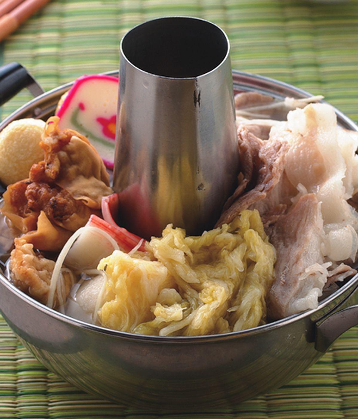 食譜:酸菜白肉鍋(3)