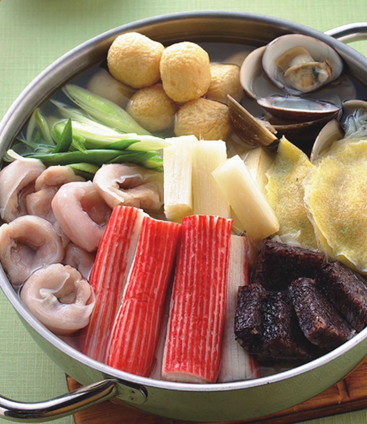 食譜:甘蔗鍋