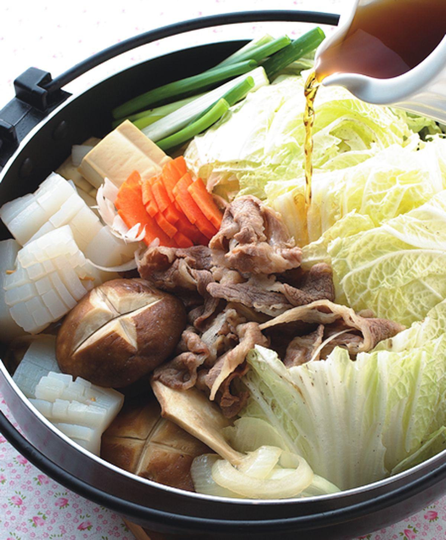 食譜:壽喜鍋(1)